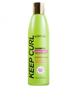 Szampon Kativa Keep Curl Superfruit Active 250 ml