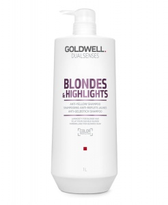 Szampon do włosów blond Goldwell Dualsenses Blondes & Highlights 1000ml
