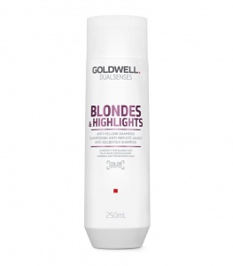 Szampon do włosów blond Goldwell Dualsenses Blondes & Highlights 250ml