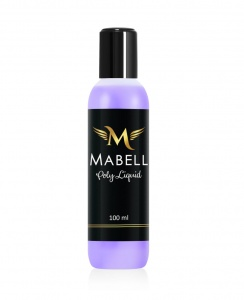 Liquid do akrylożelu Mabell Poly Nail Gel 100ml