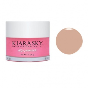 D403. Proszek kolorowy Kiara Sky Dip Powder bare with me 28 g